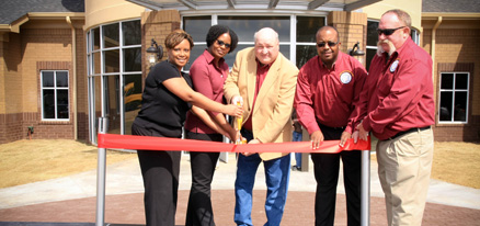 Municipal Ribbon Cutting